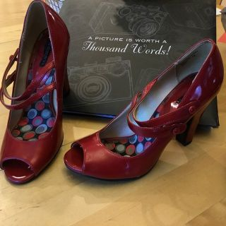 Women s open toe pumps SZ 10