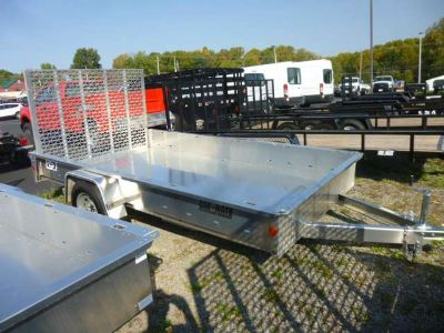 2017 Car Mate Trailers 6 x 12 AST with Gate