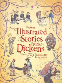 $14.99 Usborne Illustrated Stories from Dickens