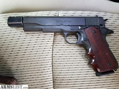 For Sale: Springfield armory 1911-A1--great condition