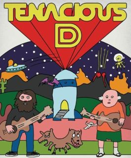 Floor Seat Tickets for the SOLD OUT Tenacious D Concert Dec 10