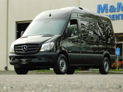 2015 Mercedes-Benz Sprinter 2500 Passenger High Ceiling Ro (Black)