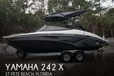 2016 Yamaha 242 X