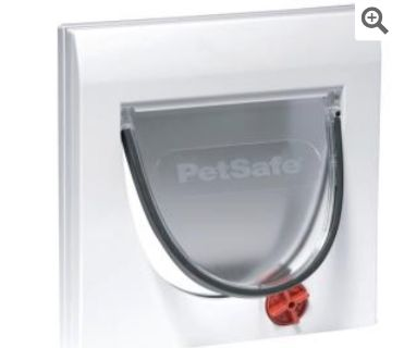 NEW PetSafe Cat Flap 4-Way with Tunnel