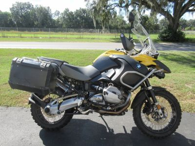 2011 BMW R1200 GS (Yellow)
