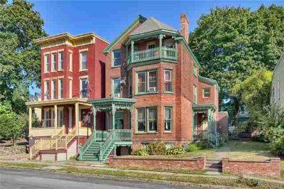 60 Bay View Terrace Newburgh Five BR, three family brick