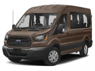 2019 Ford Transit Passenger Wagon (Magnetic Metallic)