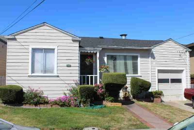 279 Linden AVE SAN BRUNO Two BR, West Side great Starter home