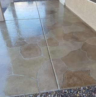 DECORATIVE CONCRETE, STAINED CONCRETE, CONCRETE REPAIR, EXPOXY FLOORING, METALLIC FLOORING