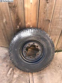 Great Shape BFGoodrich Off Road Tire w/wheel
