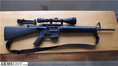 For Sale: Colt Match Target Competition HBAR AR-15 .223 Rem