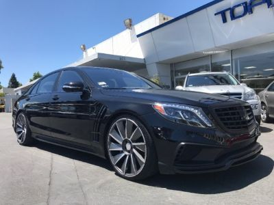 2015 Mercedes-Benz S-Class 4dr Sdn S550 RWD