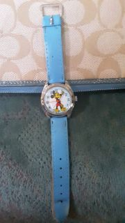Swiss made Mickey Mouse watch