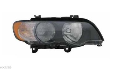Buy BMW X5 - RH Headlight 00-03 motorcycle in Seattle, Washington, US, for US $258.39