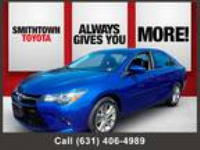 $18991.00 2016 Toyota Camry with 35277 miles!