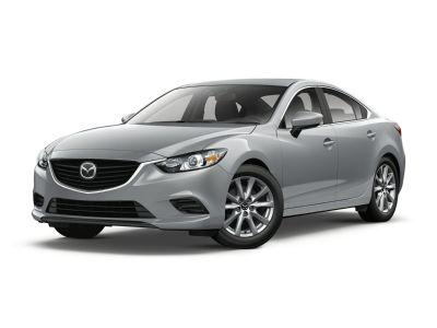 2016 Mazda Mazda6 i Sport (Sonic Silver Metallic)