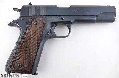 Want To Buy: Colt 1911