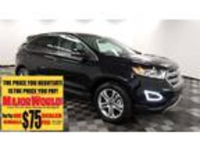 $30888.00 2018 Ford Edge with 563 miles!