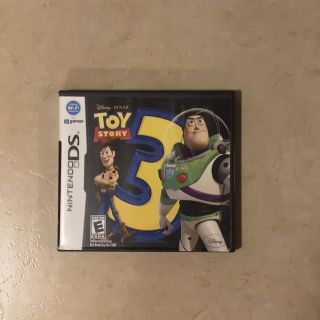 Nintendo DS Game Toy Story 3 Like New