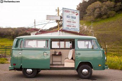 "1979 Transporter ""Sweet Pea"""