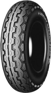 Purchase Dunlop 420654 Vintage K81 Tire - Front/Rear - 4.10H-19 - TL 4.10h19 Front | Rear motorcycle in Loudon, Tennessee, US, for US $126.08