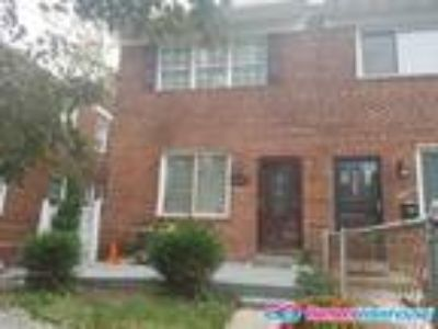 Fort Dupont Park SE Three BR Town Home.