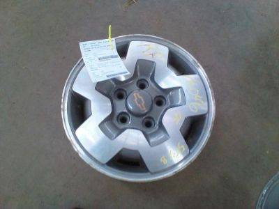 Sell CHEVY BLAZER S10 JIMMY S15 Wheel 4x4 15x7 aluminum, Chev, opt PA3 5 spoke motorcycle in Eagle River, Wisconsin, United States, for US $70.00
