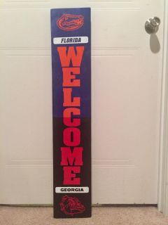 A House Divided Welcome Pallet Wood Sign