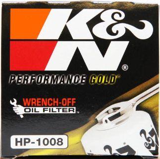 Buy K&N HP-1008 Engine Oil Filter motorcycle in Southlake, Texas, US, for US $13.22