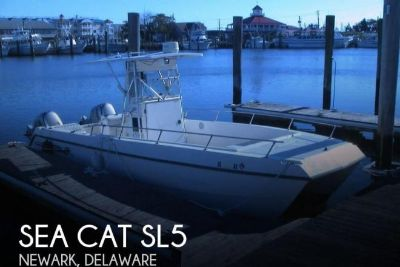 1997 Sea Cat SL5
