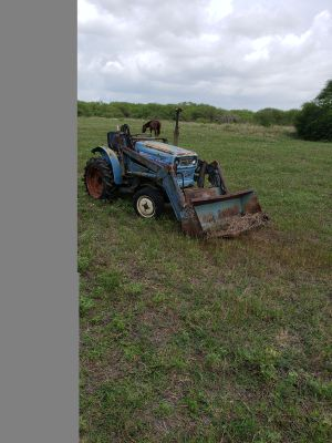 Southern tractor E150D