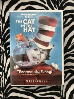 DVD The Cat in the Hat