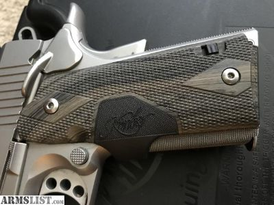 For Sale: Kimber Factory 1911 Laser Grip