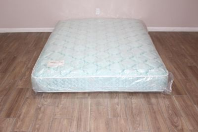 Queen size Crafted Comfort Excellence II mattress