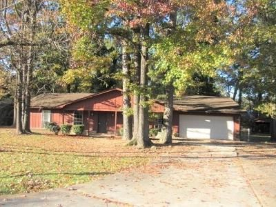 3 Bed 2 Bath Foreclosure Property in Hope, AR 71801 - Moses St