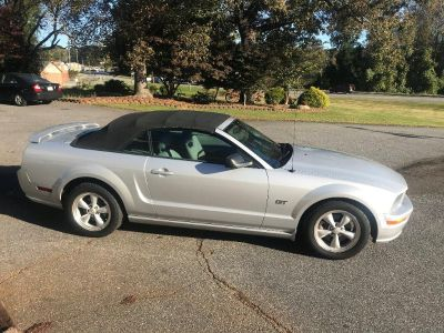 2008 Ford Mustang GT Premium (silver)