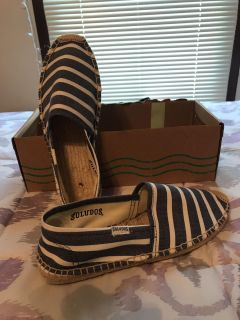 Brand new women's size 6 Soludos shoes - orig. $39.94 at DSW