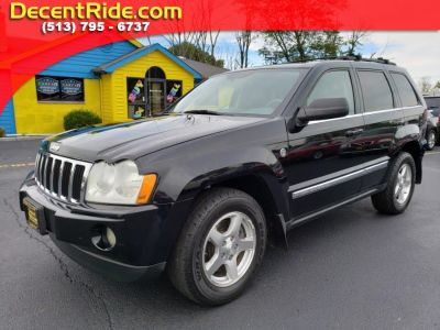 2006 Jeep Grand Cherokee Limited (Black)