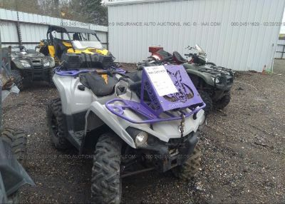 2015 CAN-AM OUTLANDER L