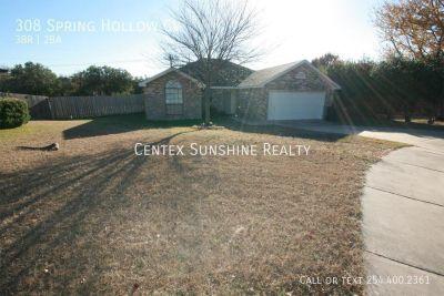 Single-family home Rental - 308 Spring Hollow Cv