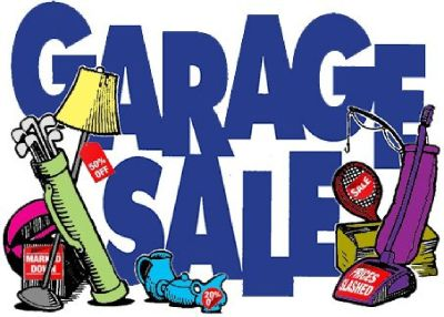 Bethany Garage Sale