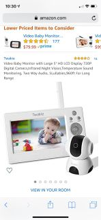 Twakie baby monitor