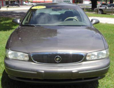 2002 Buick Century Custom (Grey)