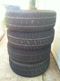 FREE USED Tires 19565-15 (bossier)