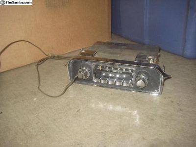 Type 3 Sapphire V 12V AM Radio