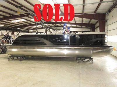 2019 Sylvan MIRAGE 8522 DLZ LES Pontoon Boats Saint Peters, MO