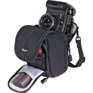 Lowepro Rezo 60 design for 35mm cameras with accessories.