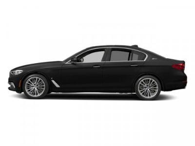 2018 BMW 5-Series 530e xDrive iPerformance (Jet Black)