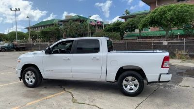 2019 RAM 1500 (Bright White Clearcoat)