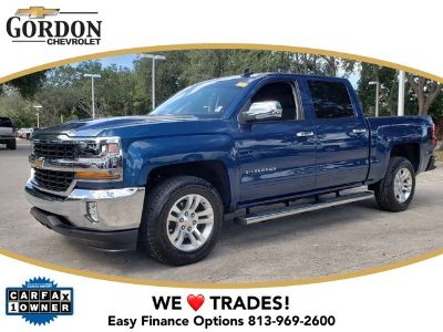2016 Chevrolet Silverado 1500 (Deep Ocean Blue Metallic)